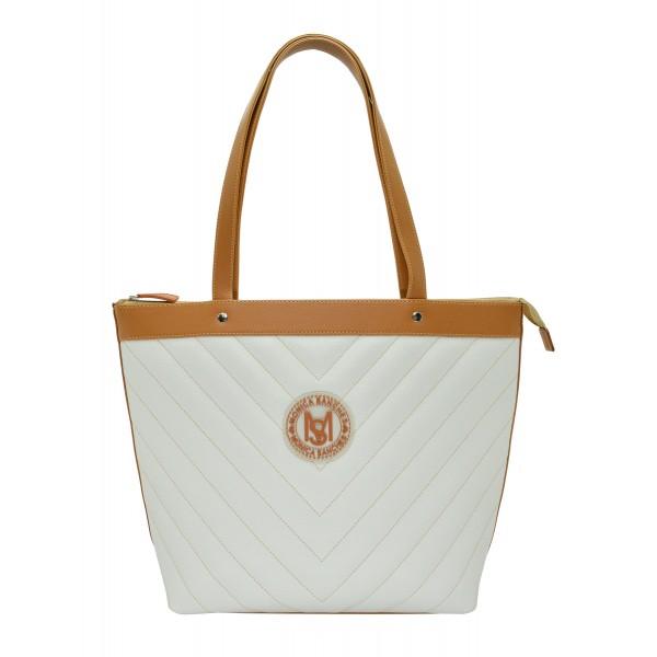 Bolsa Feminina Monica Sanches 3246 Canguru Bianco