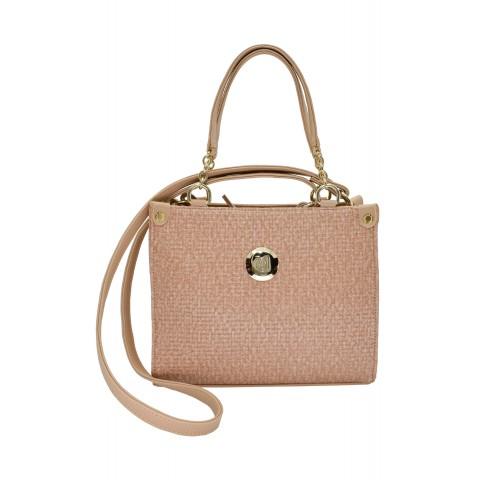Bolsa Feminina Monica Sanches 2969 Athena tuscany