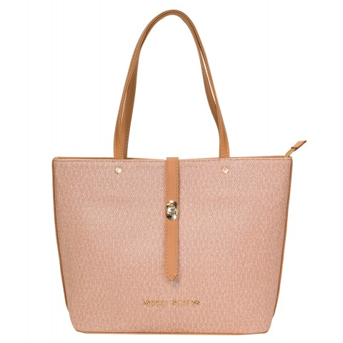 Bolsa Feminina Monica Sanches 3117 Paris Quartz
