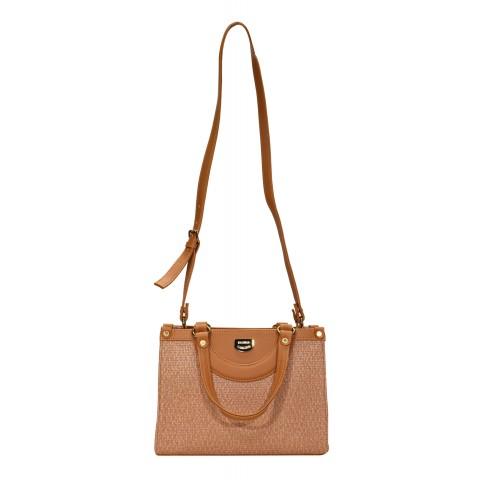 Bolsa Feminina Monica Sanches 3413 Athena Tuscany