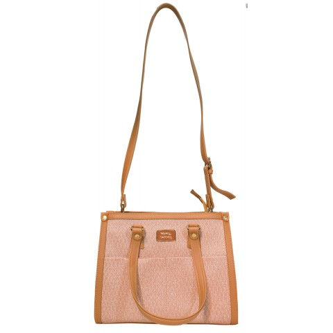 Bolsa Feminina Monica Sanches 3512 Paris Quartz
