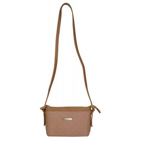 Bolsa Feminina Monica Sanches 3574 Athena Tuscany