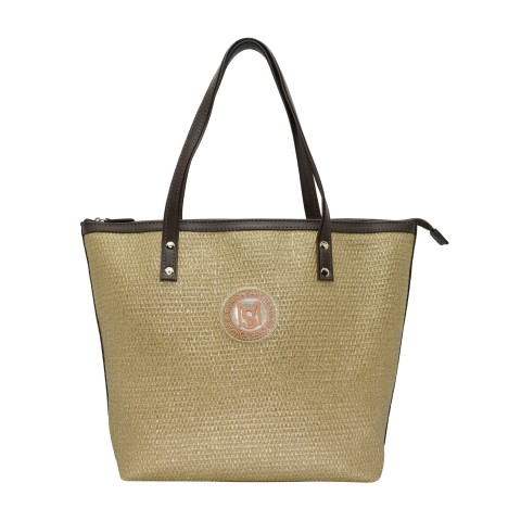Bolsa Feminina Monica Sanches 3635 Wara Ouro