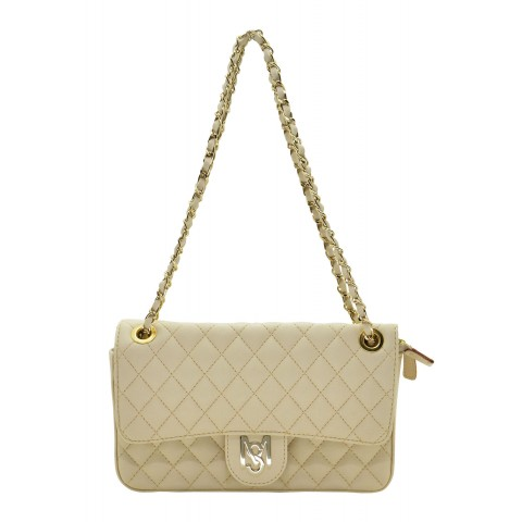 Bolsa Feminina Monica Sanches 3249 Andorra Off White