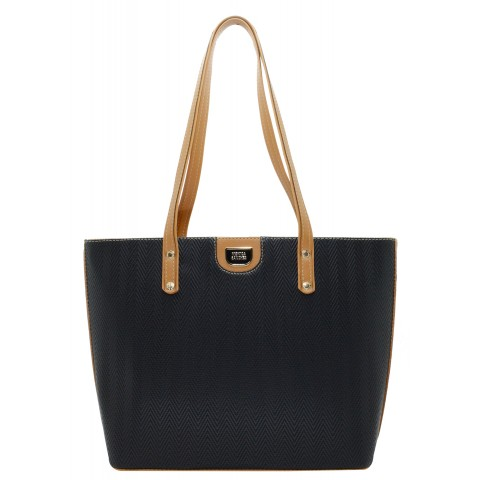 Bolsa Feminina Monica Sanches 3260 Paris Preto