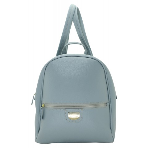 Bolsa Feminina Monica Sanches 3580 Canguru Light Cielo